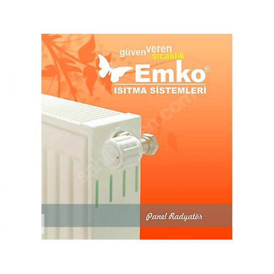 600x1000 Pkkp  Emko Panel Radyatör